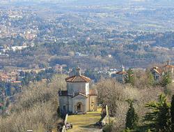 Varese vista dal sacro monte