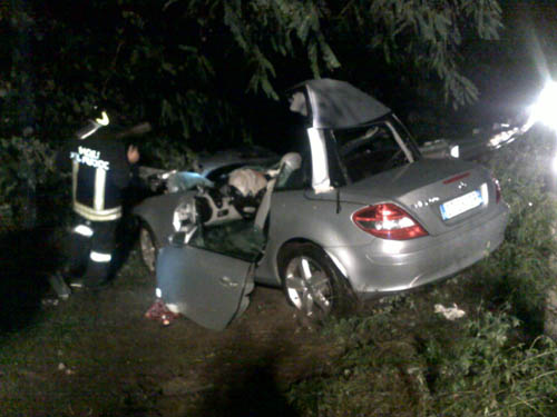 Incidente a Castelseprio