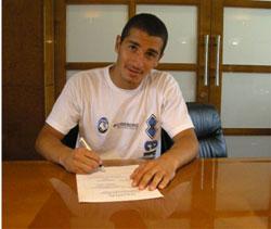 Carlos Carmona, nuovo centrocampista dell'Atalanta