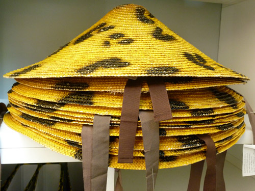 cappellini cinesi al Pardo