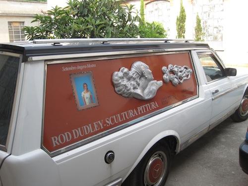 L'auto di Rod Dudley