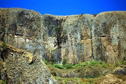 Il monte Kundodo