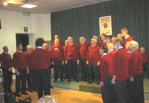 coro monte penegra