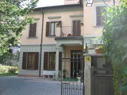 Casa Elisa in viale Aguggiari a Varese