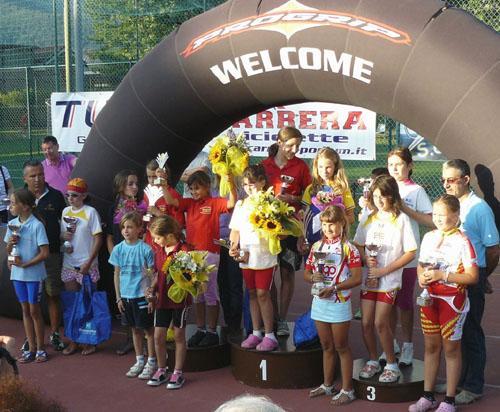 memorial gianoli 2010 ciclismo giovanile orino