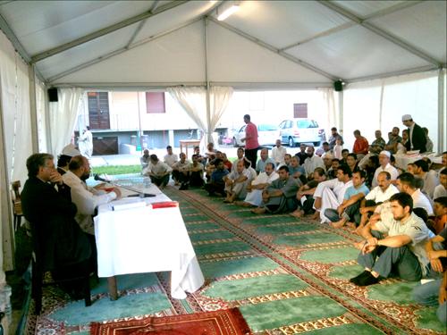 Gallarate, la parrocchia ospita i musulmani per il ramadan