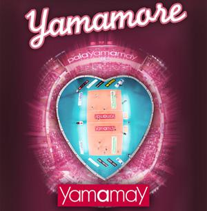 yamamore campagna abbonamenti pallavolo yamamay
