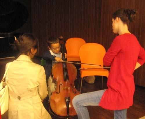 Musica in libertà all'open day del Cfm di Barasso (Varese)