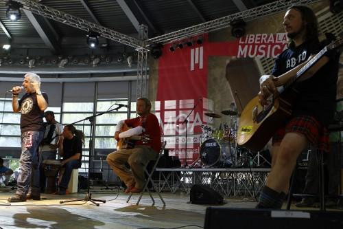 Moa - Davide Van De Sfroos con i Trenincorsa