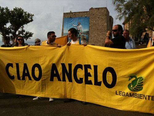Funerali di Angelo Vassallo