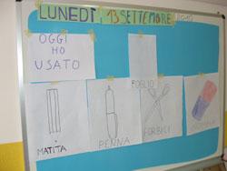 Studenti a lezione di italiano
