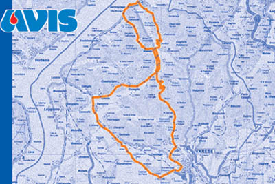 Percorso cicloturistica 2010