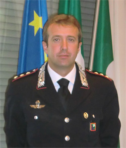comandante pignatelli