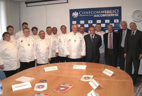 maestri di cucina a Varese