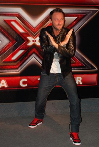 X-Factor: Francesco Facchinetti