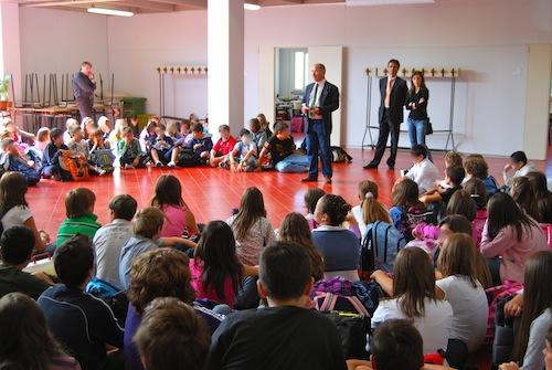 Scuola media E. De Amicis