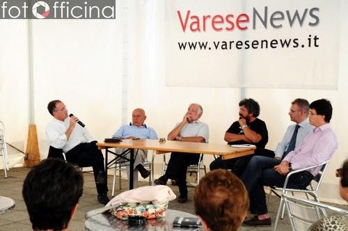 L'incontro, che ha visto protagonisti i giornalisti Gianfranco Fabi,  Claudio Giua, Alessandro Casarin, Roberto Pacchetti, Vittorio Malagutti