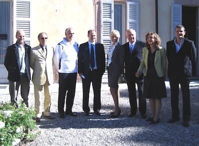IL gruppo degli organizzatori
