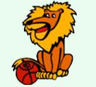 logo leoni giovani atleti verghera basket