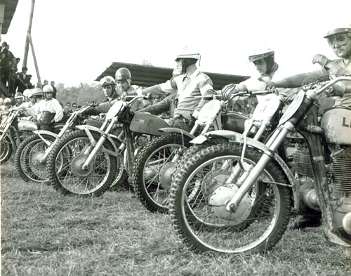 motocross storico moto d'epoca