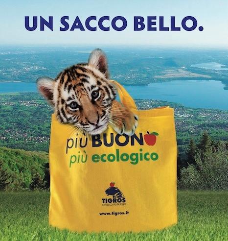 sacchetto tigros