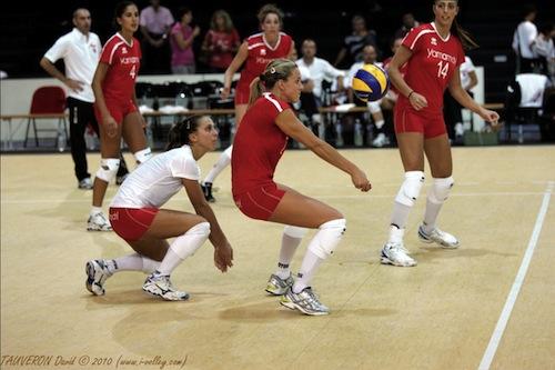 Yamamay - Istres (Foto di David Tauveron, i-volley.com)