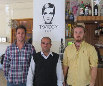 Twiggy, regiana della musica indipendente