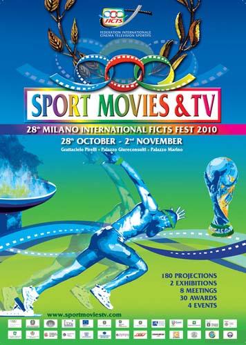 La locandina dello Sport Movies & Tv