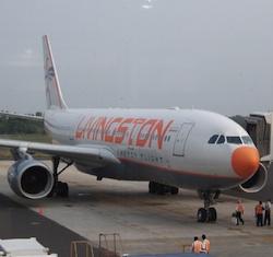 Livingston, salvi i diritti di volo su Cuba