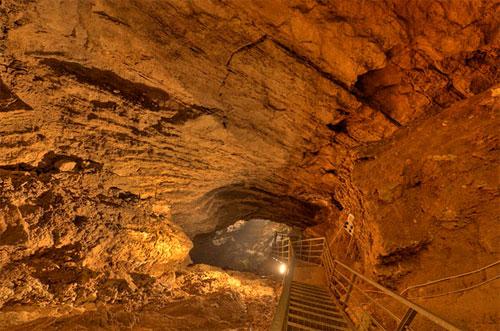 La grotta del Remeron