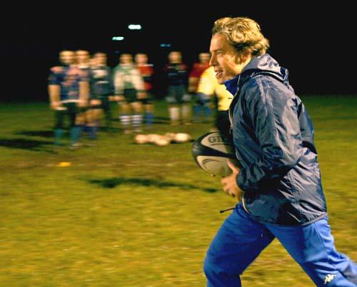 diego dominguez rugby giubiano novembre 2010