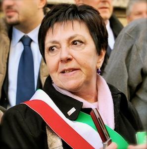 Il sindaco Maria Angela Bianchi