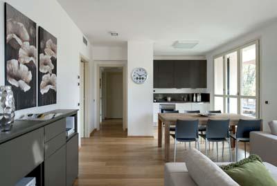 La Residenza Baricco è a Lissago-Varese, in via Palmieri 23