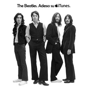 I Beatles sbarcano su iTunes