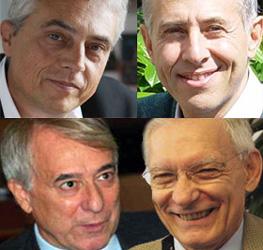 I candidati sindaco del centrosinistra