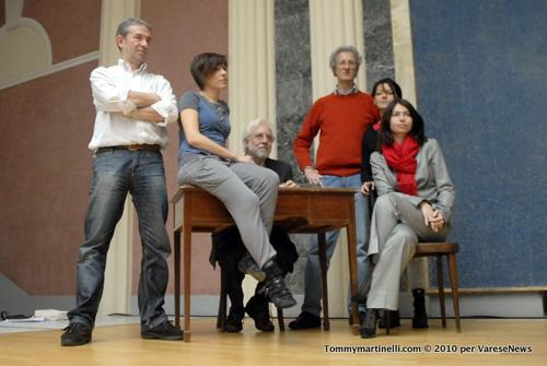 al teatro  santuccio andrà in scena Virginia atto unico scritto da Giuseppe Battarino