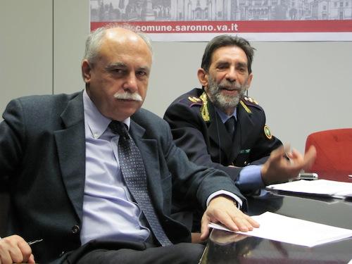 Giuseppe Nigro e Giuseppe Sala