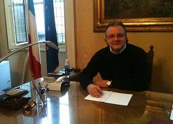 Massimo Bossi svolgerà le funzioni di sindaco di Gallarate fino alle elezioni