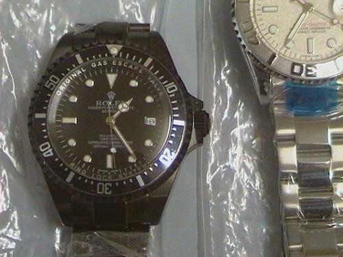 Rolex falso
