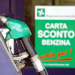 carta sconto benzina