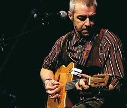 Davide Van De Sfroos in concerto a Legnano