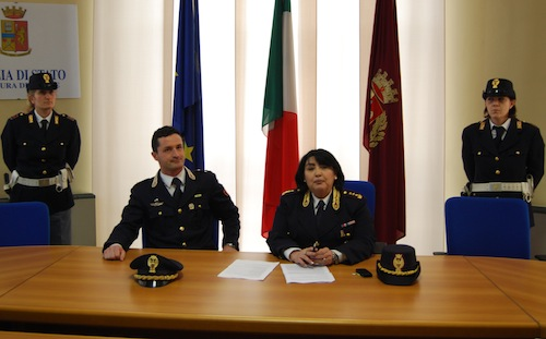 I dirigenti Dalfino e Vassallo