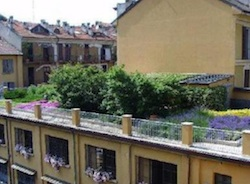 Il giardino sul tetto