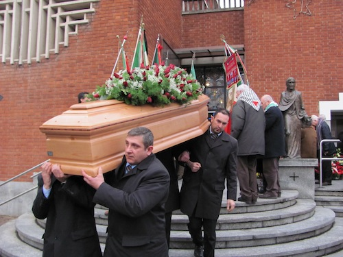 Finerale Paride Brunetti