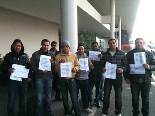 Lavori non pagati a Malpensa, l'appello di imprenditori locali e lavoratori