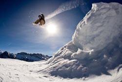 sciare apertura
