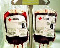 Avis, il lavoro di donare il sangue