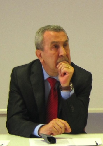 Franco orsi, presidente di CNA Varese Ticino Olona