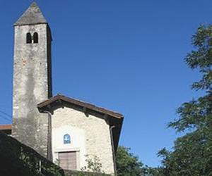 La chiesetta di san biagio
