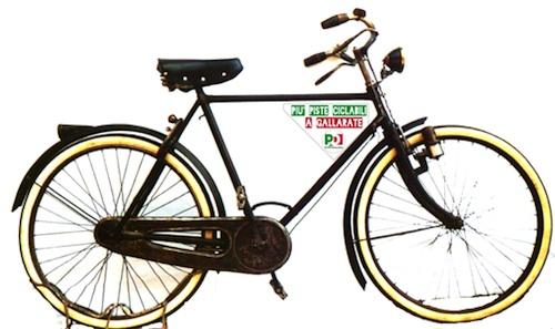 Pd, campagna elettorale in bicicletta